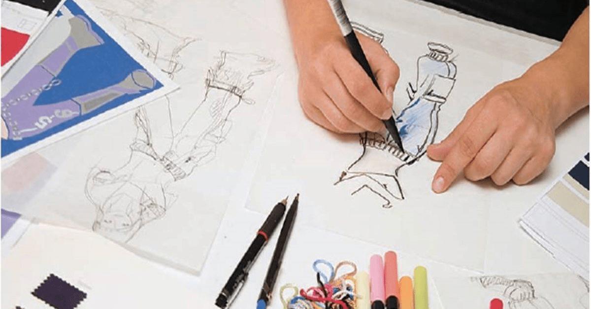 moda tasarımı bölümü