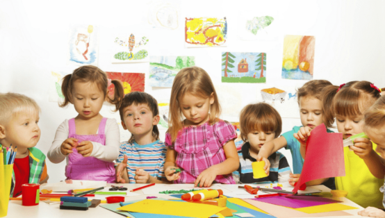 anaokulu eğitimi